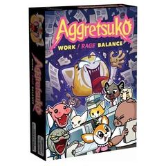 Aggretsuko Work/Rage Balance