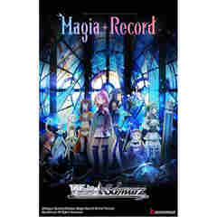 TV Anime: Magia Record: Puella Magi Madoka Magica Side Story Booster Pack