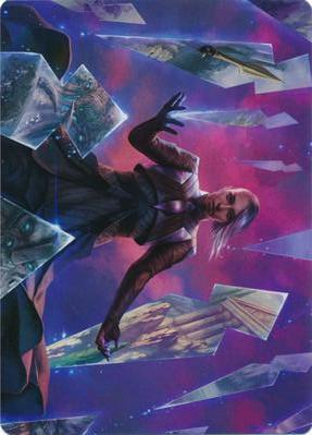 Behold the Multiverse Art Card
