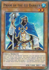 Prior of the Ice Barrier - SDFC-EN008 - Common - 1st Edition
