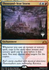 Thousand-Year Storm - Foil - Promo Pack