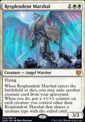 Resplendent Marshal - Foil - Promo Pack