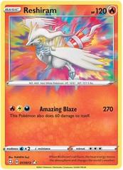 Reshiram - 017/072 - Amazing Rare