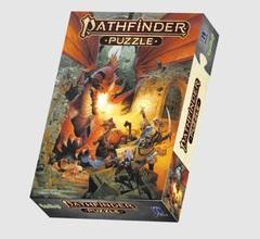 Pathfinder Puzzle: Core Rulebook 1000 Piece