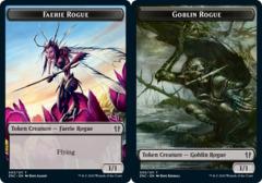 Faerie Rogue Token // Goblin Rogue Token -  Challenger 2021