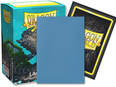 Dragon Shield Sleeves: Standard Dual Matte - Lagoon 'Saras' (100 ct.)