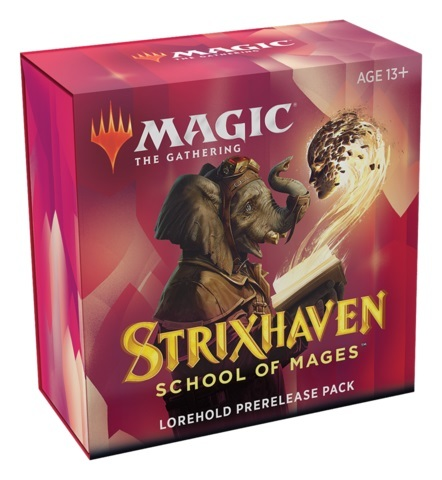 Strixhaven: School of Mages - Prerelease Pack - Lorehold (PREORDER APRIL 16)