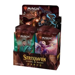 MTG Strixhaven: School of Mages THEME Booster Box