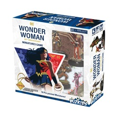 WizKids DC Comics HeroClix: Wonder Woman 80th Anniversary Miniatures Game