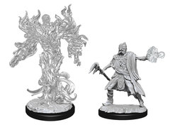 D&D Nolzur's Marvelous Miniatures: Allip & Deathlock (Wave 15)