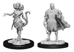 D&D Nolzur's Marvelous Miniatures: Autumn Eladrin & Summer Eladrin (Wave 15)
