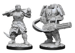 Starfinder Deep Cuts: Vesk Soldier (Wave15)