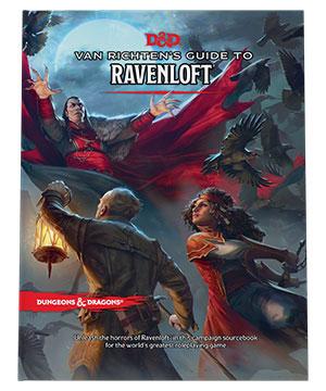 D&D: Van Richten's Guide to Ravenloft