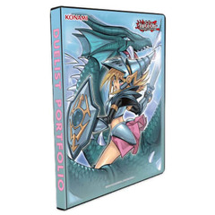 Konami - Yu-Gi-Oh!: 9-Pocket Portfolio - Dark Magician Girl Dragon Knight