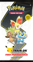 Pokemon TCG: First Partner Pack (Kalos)