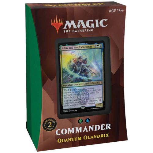 Strixhaven Commander Deck: Quantum Quandrix