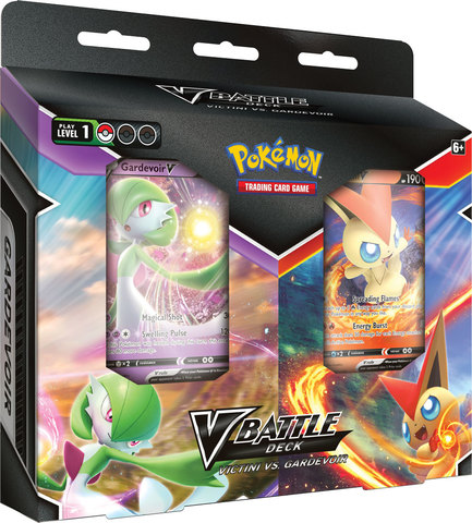 Pokemon TCG: V Battle Deck - Victini vs. Gardevoir