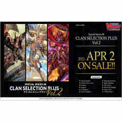 V Special Series 08: Clan Selection Plus Vol.2 Booster Pack