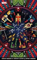 Heroes Reborn #1 (Of 7) Veregge Var (STL185504)