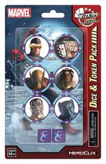 Marvel Heroclix X-Men Rise & Fall Dice & Token Pack