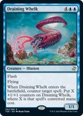 Draining Whelk