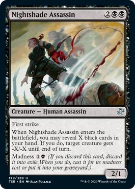 Nightshade Assassin