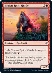 Simian Spirit Guide