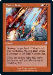 Molten Rain - Foil