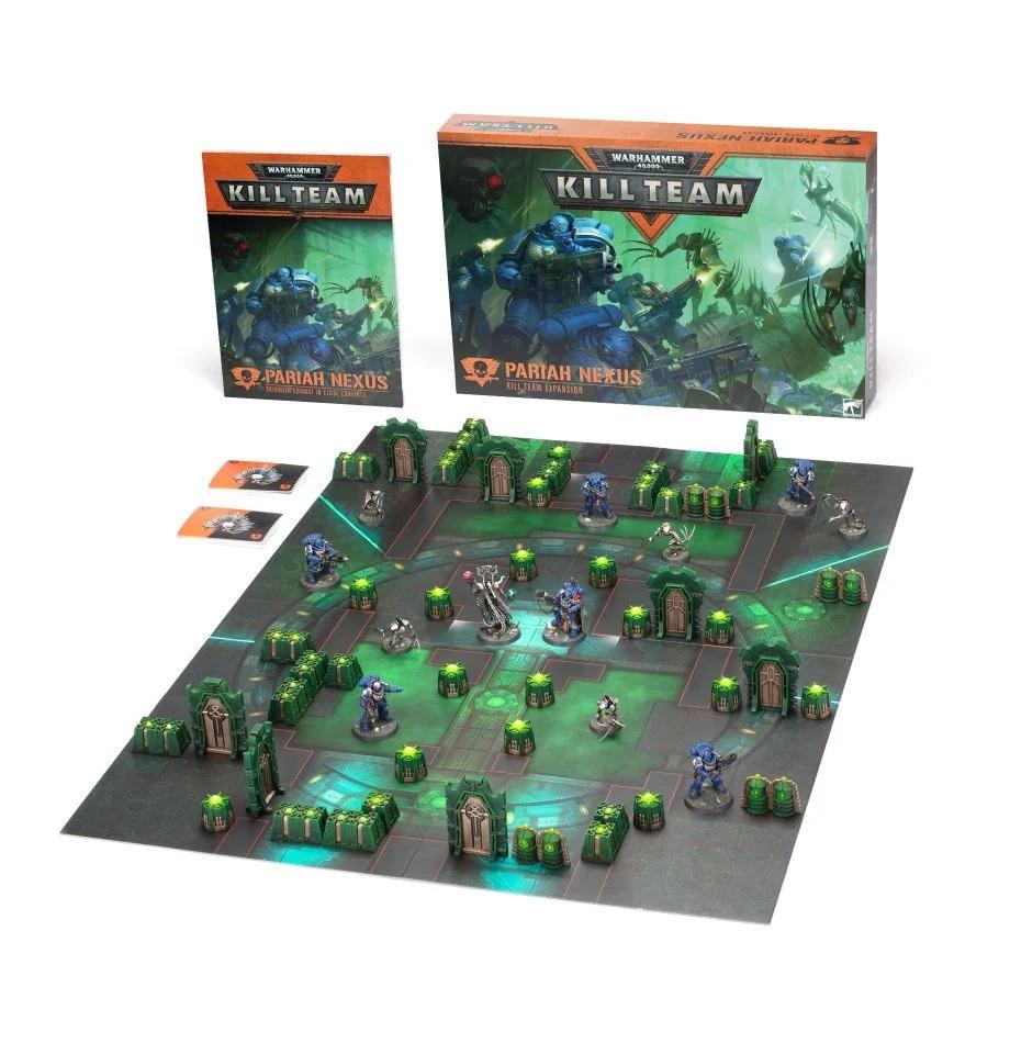 Warhammer 40,000: Kill Team Pariah Nexus