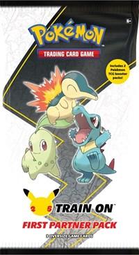 Pokemon TCG: First Partner Pack (Johto)