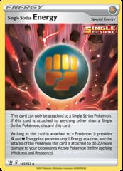Single Strike Energy - 141/163 - Uncommon