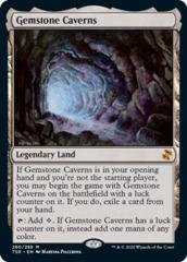 Gemstone Caverns - Foil *2
