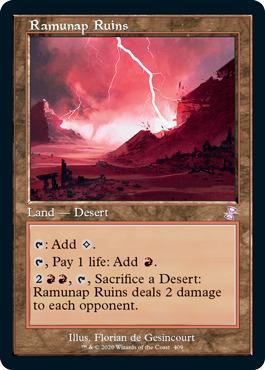 Ramunap Ruins - Foil