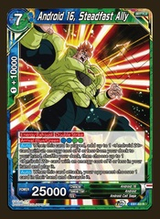 Android 16, Steadfast Ally - EB1-63 - R - Foil