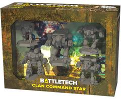 Battletech: Force Pack - Clan Command Star