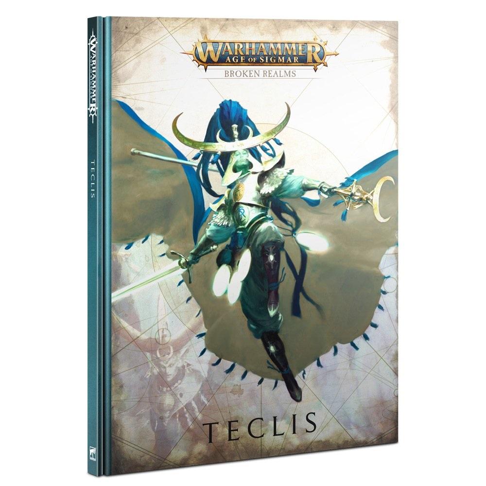 Broken Realms: Teclis (Hb) (English)