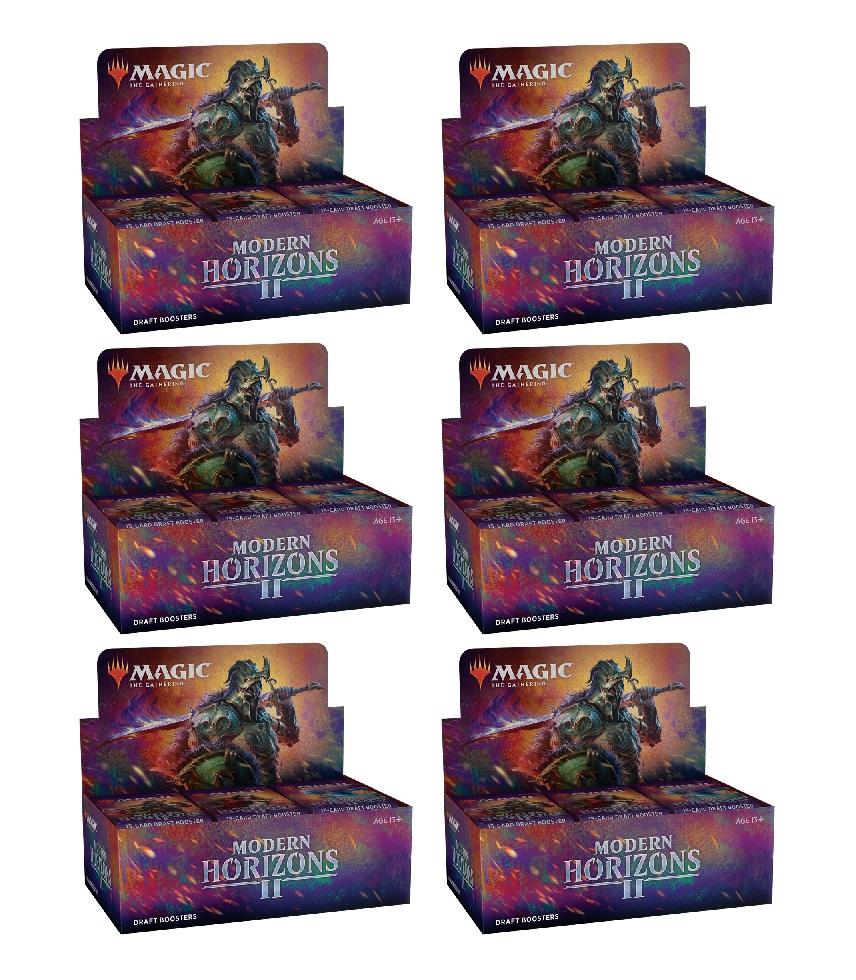 Modern Horizons 2 Draft Booster Case - Box of 6