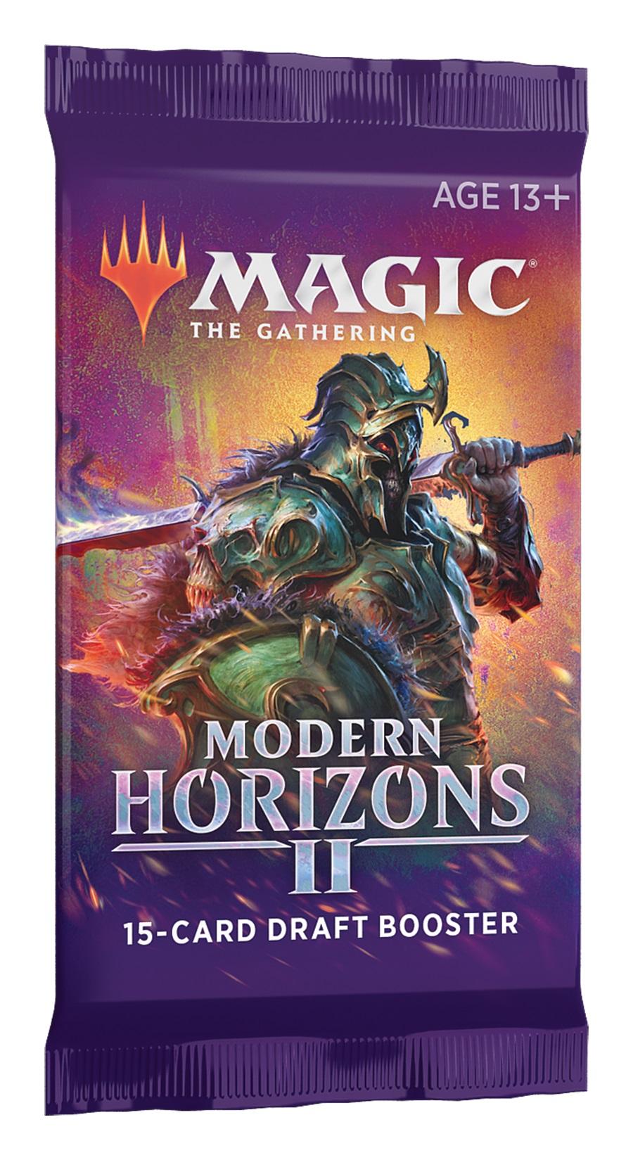 Modern Horizons 2 Draft Booster Pack
