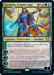 Kasmina, Enigma Sage - Foil