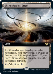 Shineshadow Snarl - Extended Art