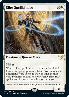 Elite Spellbinder - Foil