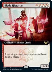 Blade Historian - Extended Art