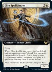 Elite Spellbinder - Extended Art