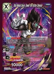 Black Masked Saiyan, Brawler from Another Dimension - BT13-004 - SR