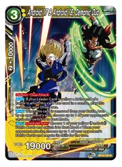 Android 17 & Android 18, Demonic Duo - BT13-107 - R