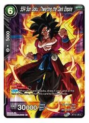 SS4 Son Goku, Thwarting the Dark Empire - BT13-126 - C - Foil