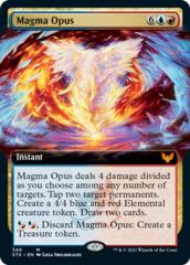 Magma Opus - Extended Art