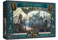 A Song of Ice & Fire: Greyjoy Heroes 1