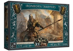 A Song of Ice & Fire: Greyjoy Ironborn Trappers