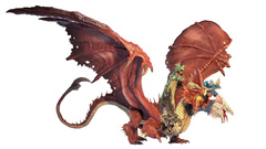 D&D Icons of the Realms: Tyranny of Dragons - Tiamat Premium Figure